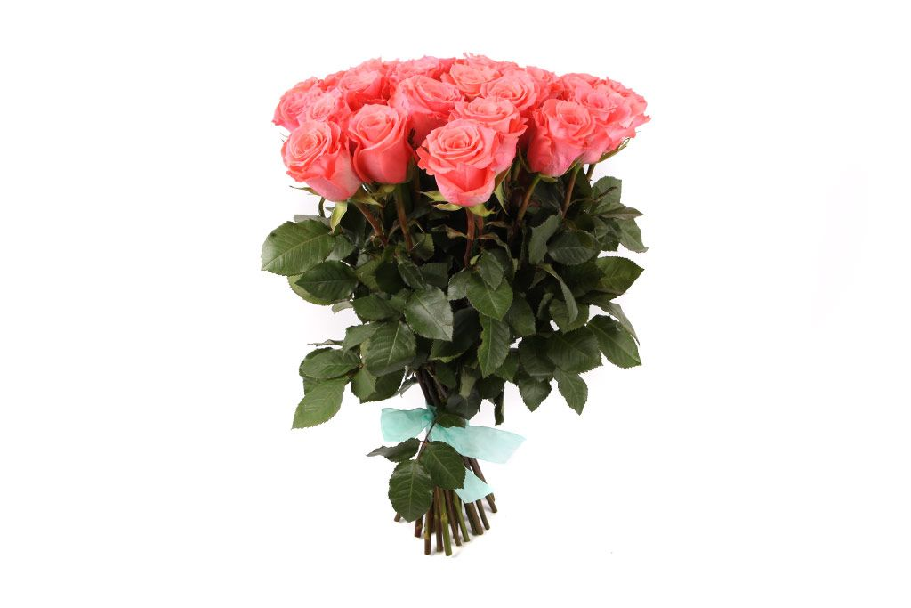 Букет 35 роз Амстердам фото