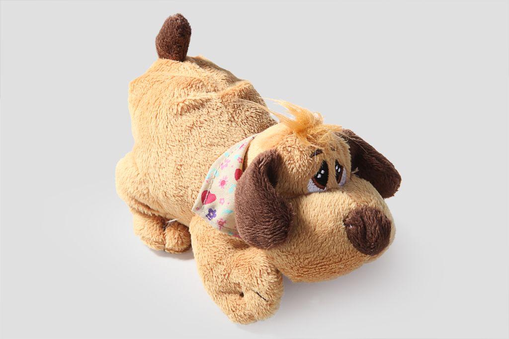 """Мягкая игрушка""""Собачка"""" (15 см) фото"""