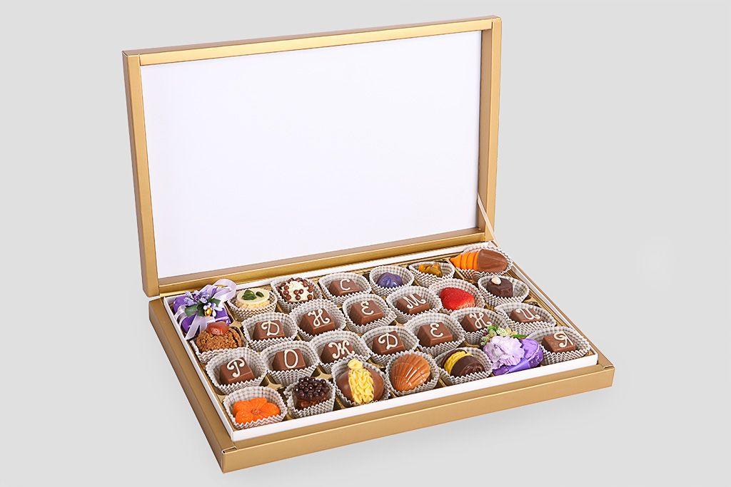 Набор конфет «С Днем рождения!» фото
