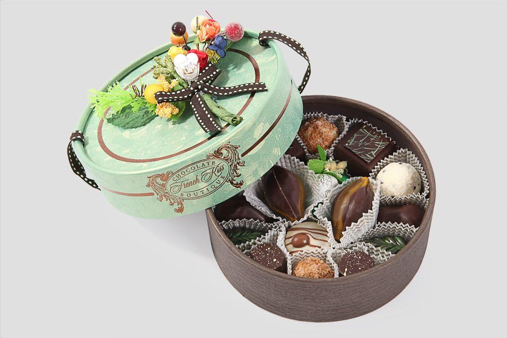 Набор конфет «Фортуна» фото