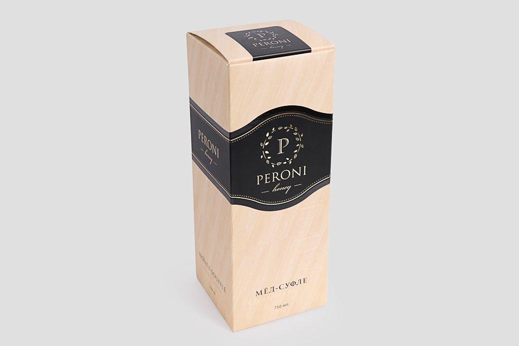 Подарочный набор Peroni «Медовый» фото