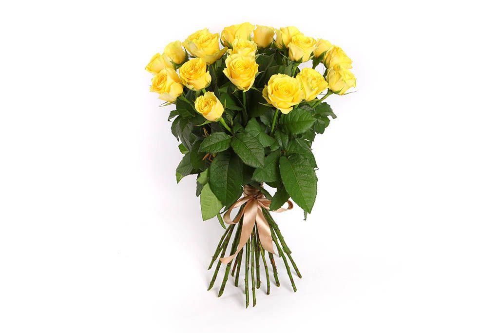 Букет 25 роз Илиос фото