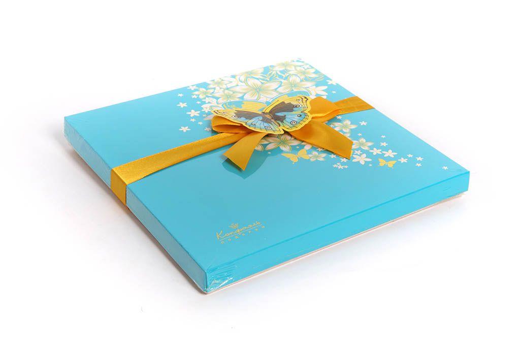 Шоколадные конфеты «Полет бабочек» фото