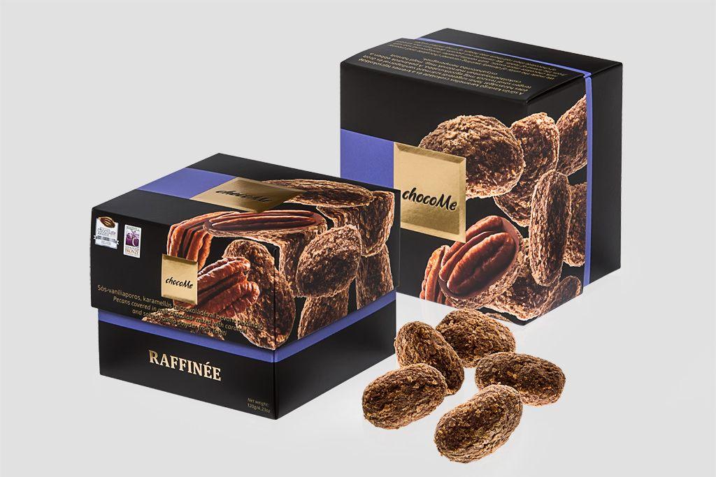 Орех пекан в шоколаде ChocoMe фото