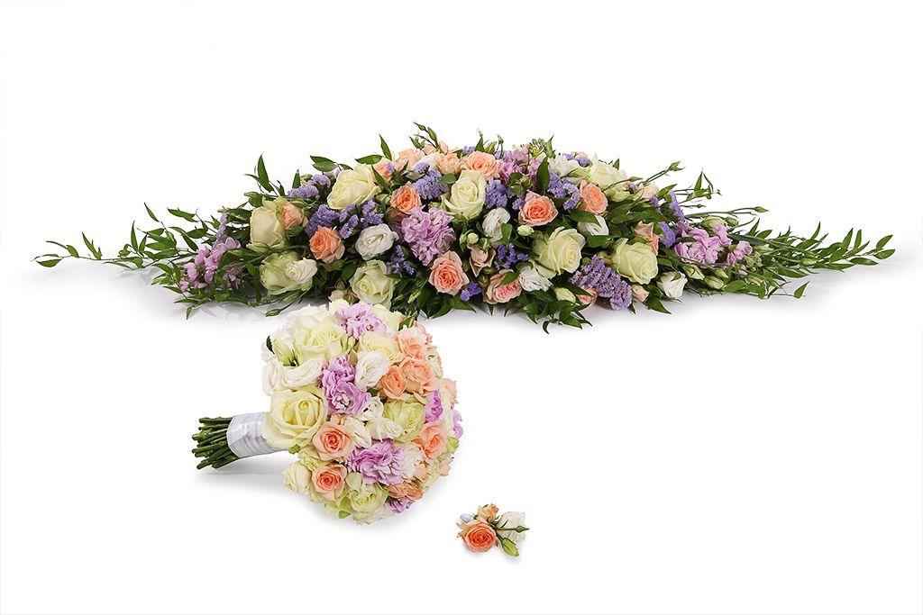 Свадебный комплект Нимфа (мини) фото
