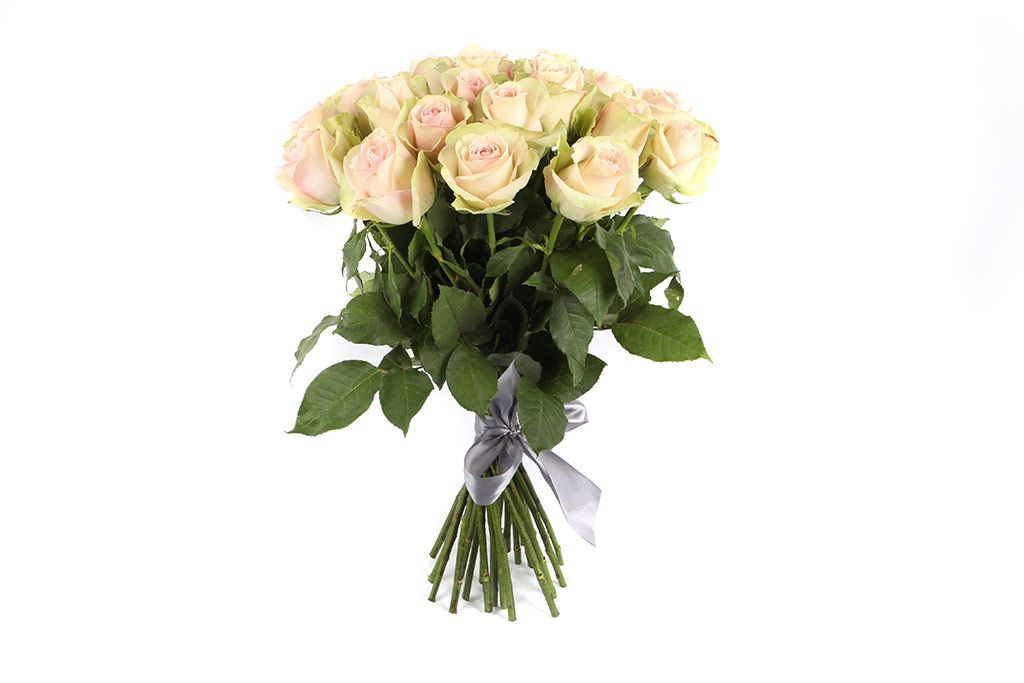 Букет 25 роз Ла Бель фото