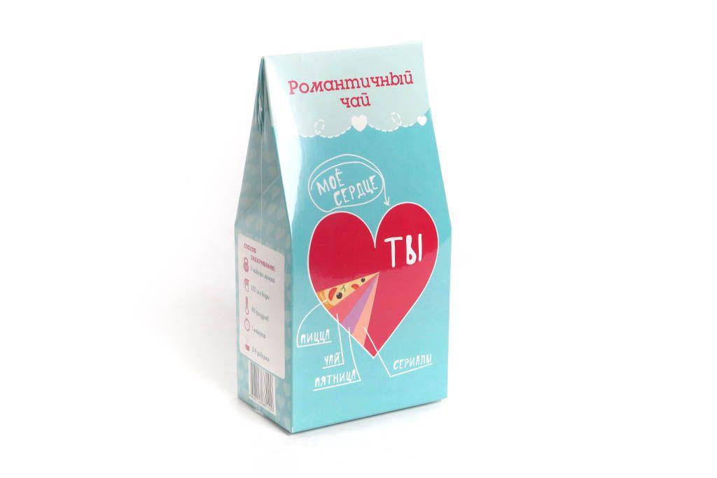 Чай «Романтичный» фото