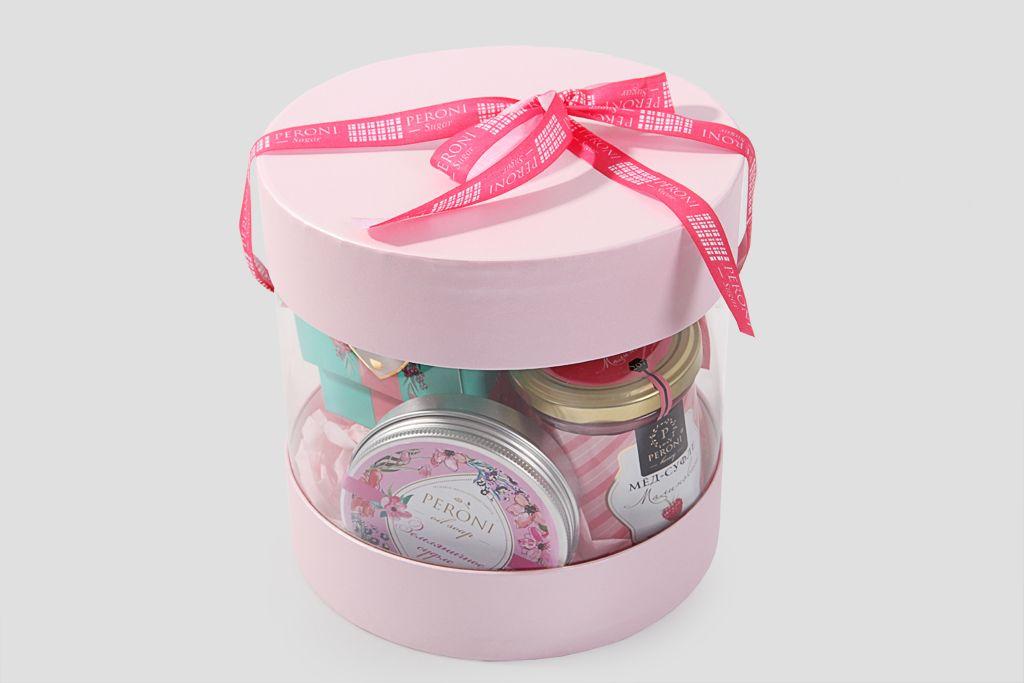 Подарочный набор Peroni «Розовый» фото