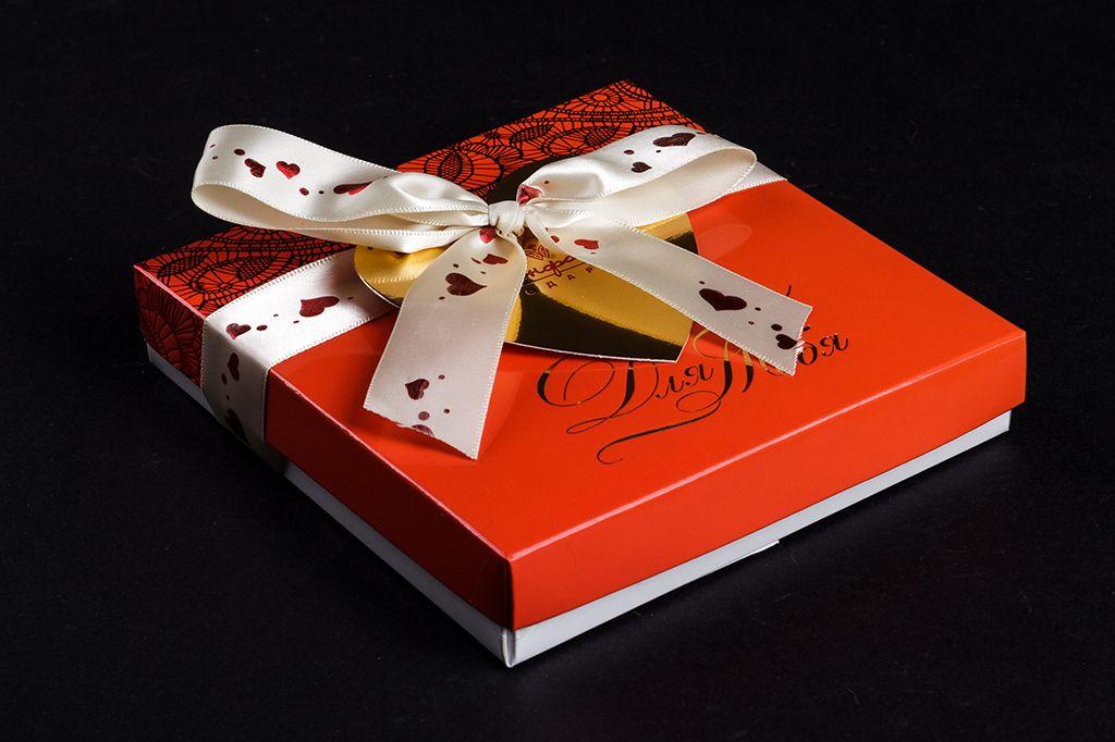 Набор конфет «Для тебя» фото