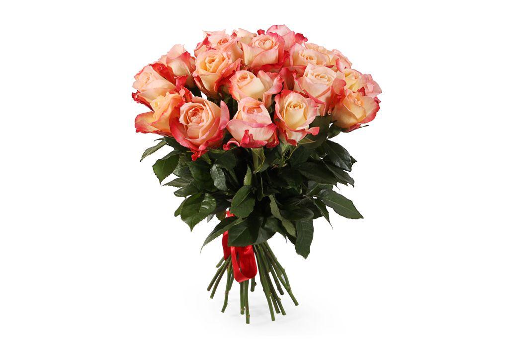 Букет 25 роз Кабаре фото