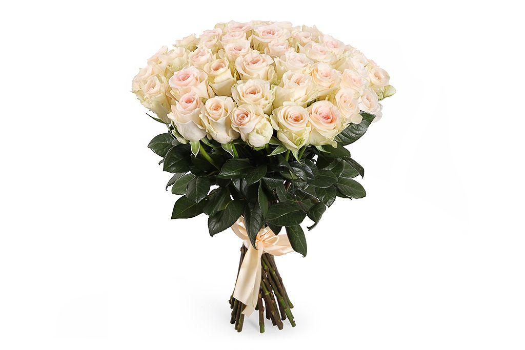 Букет 35 роз Сеньорита фото