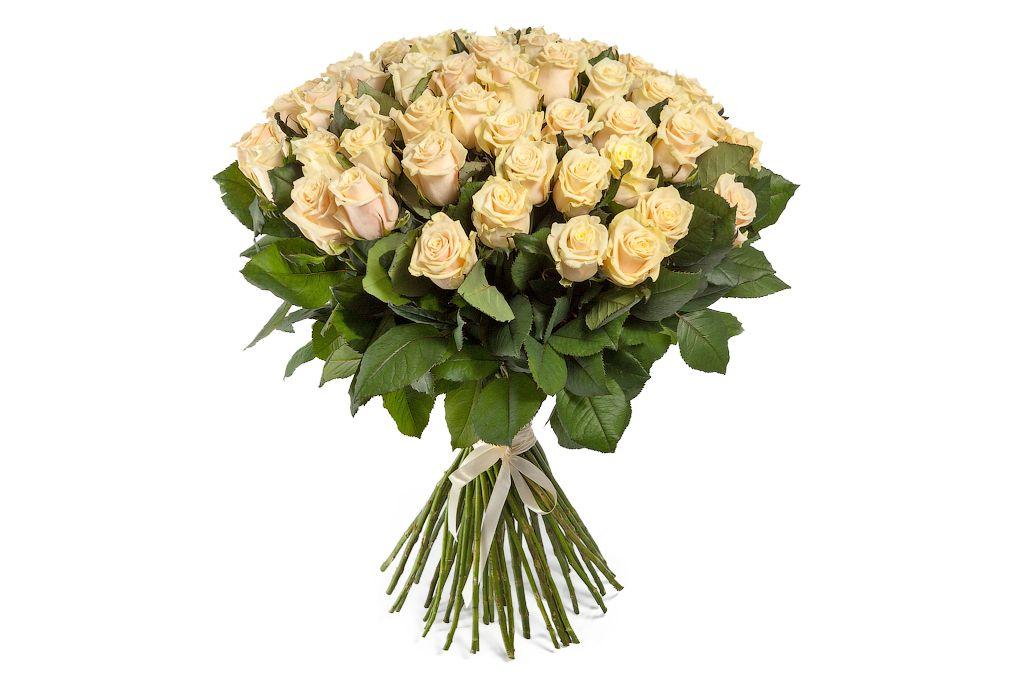 Букет 51 роза Талея фото