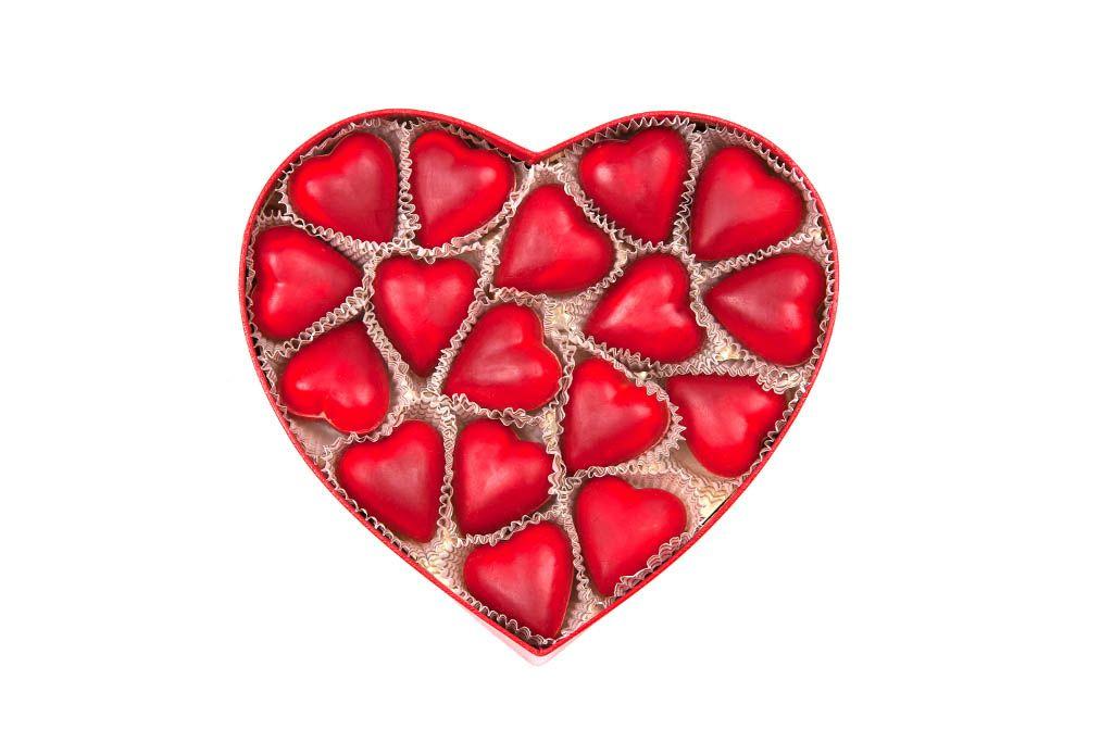 Набор конфет «В унисон» фото