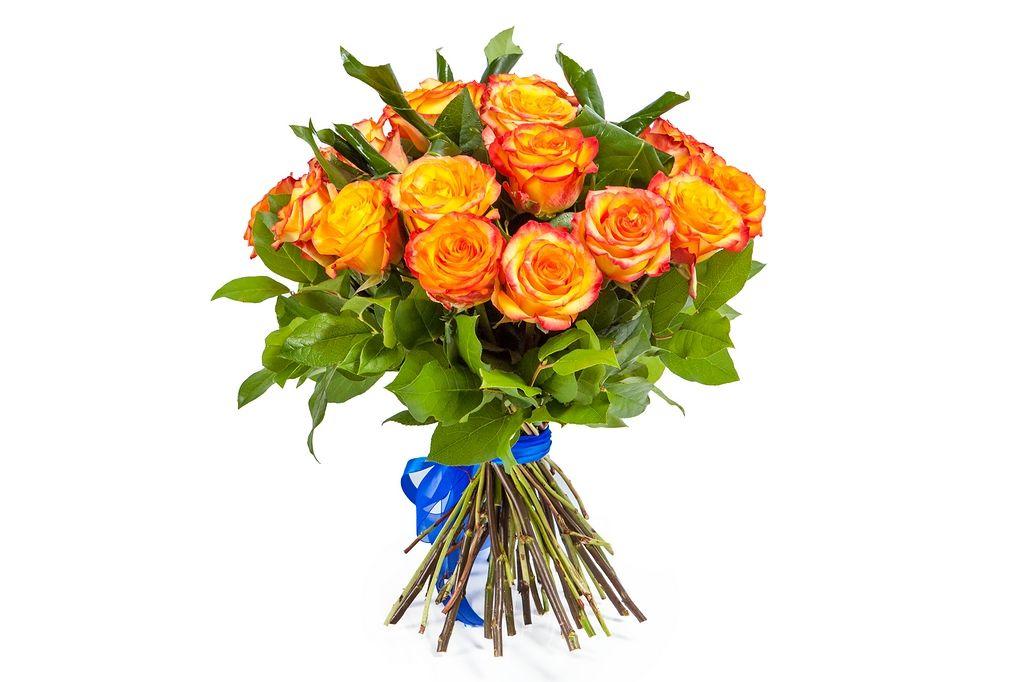 Букет Заводной апельсин фото