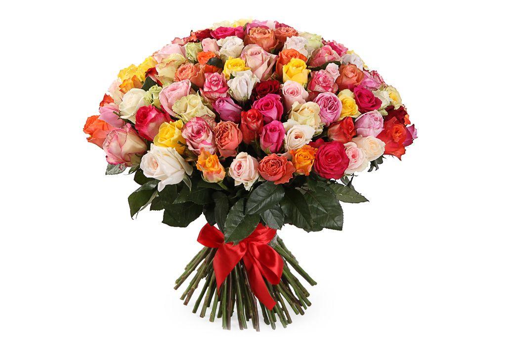 Букет Фламандская легенда (101 роза) фото