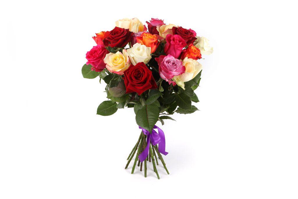 Букет Фламандская легенда (21 роза) фото