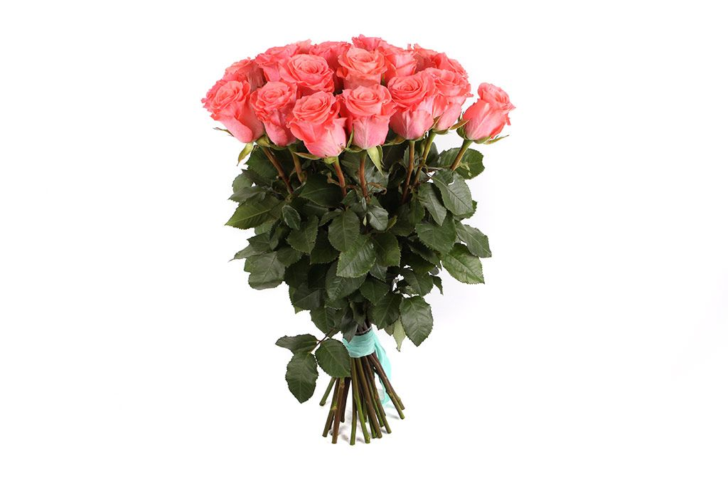 Букет 25 роз Амстердам фото