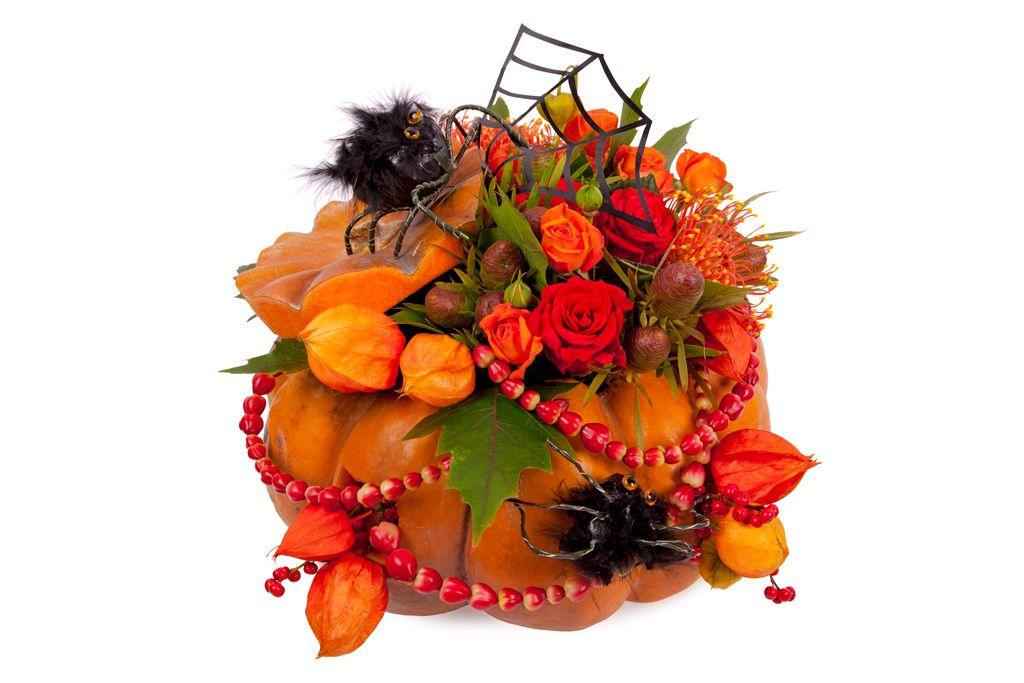Композиция Госпожа Осень фото
