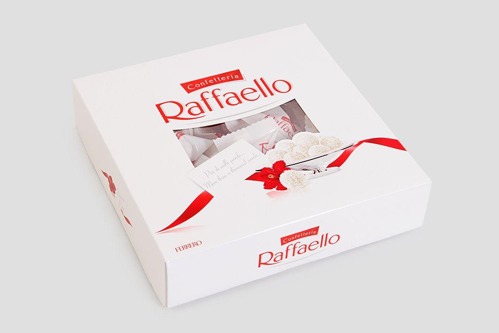 Набор конфет Raffaello, 240 г фото
