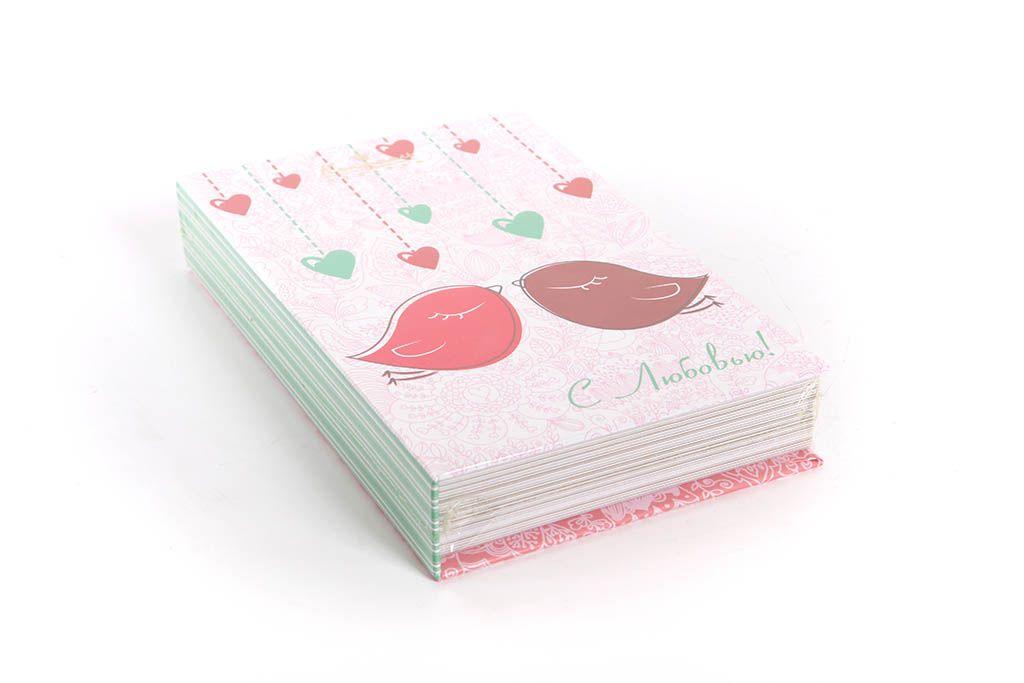 Шоколадная книга «С любовью» фото