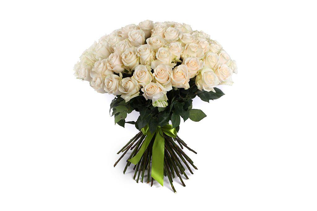 Букет 75 роз Венделла фото