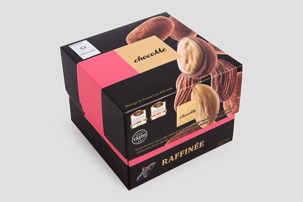 Миндаль из Аволы в шоколаде с тонка бобами ChocoMe фото