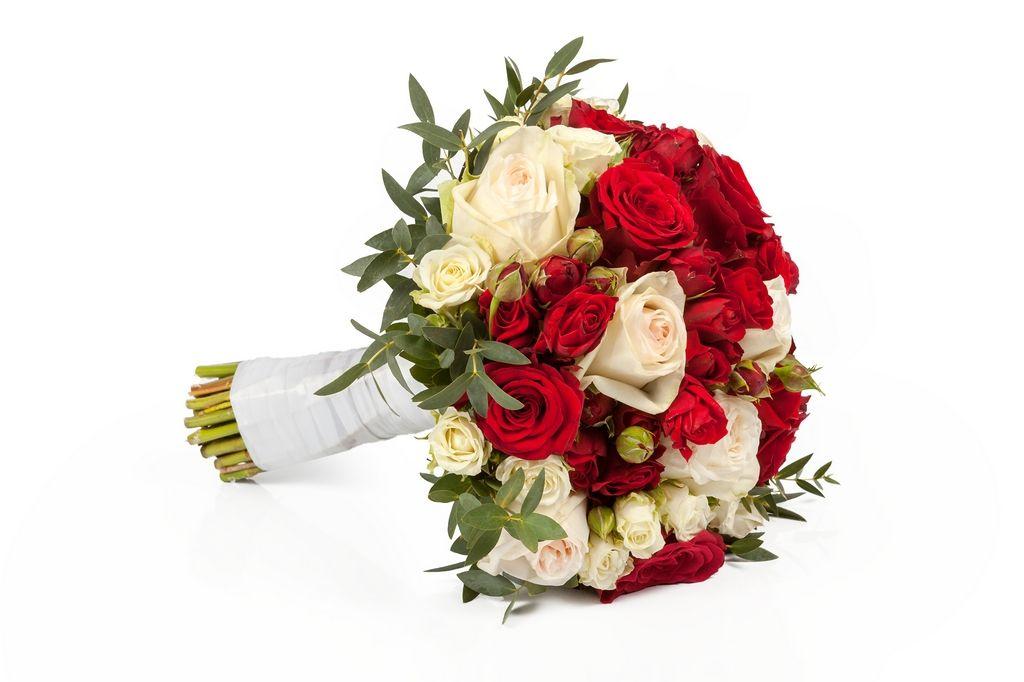 Букет невесты Аврора фото