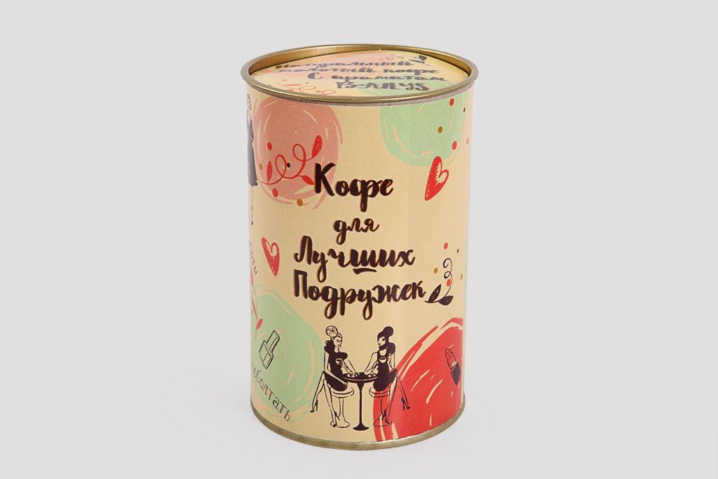 """Кофе """"Для лучших подружек"""" (Bailys) фото"""
