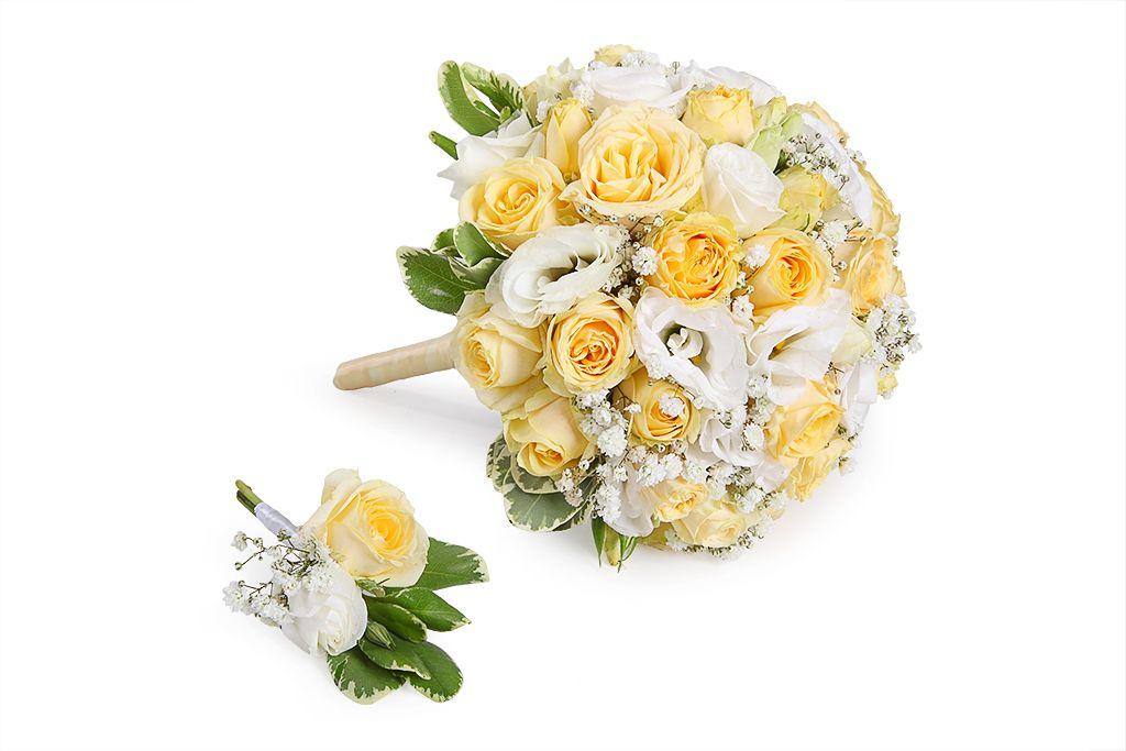 Букет невесты Ребекка фото